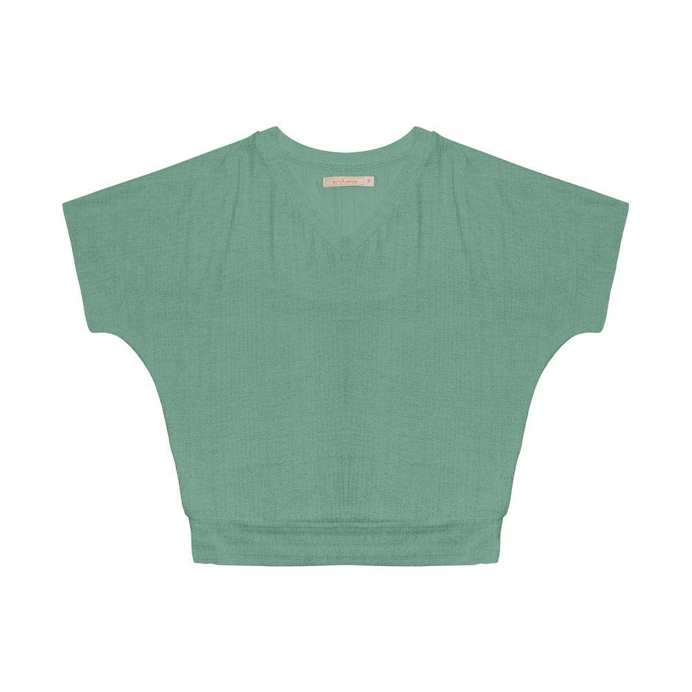 Blusa-Feminina-Canelada-Endless-Verde