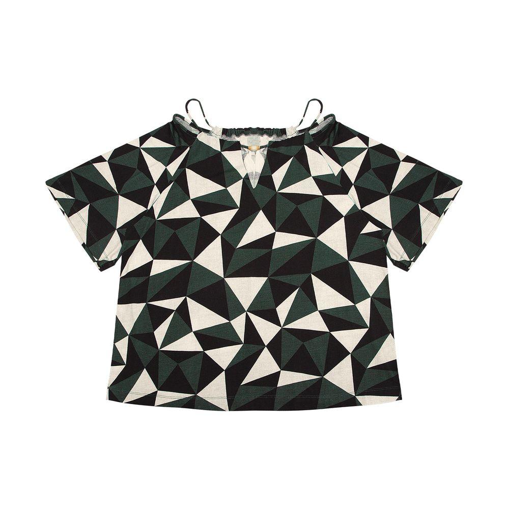 Blusa-Feminina-Plus-Size-Geometrica-Secret-Glam-Verde