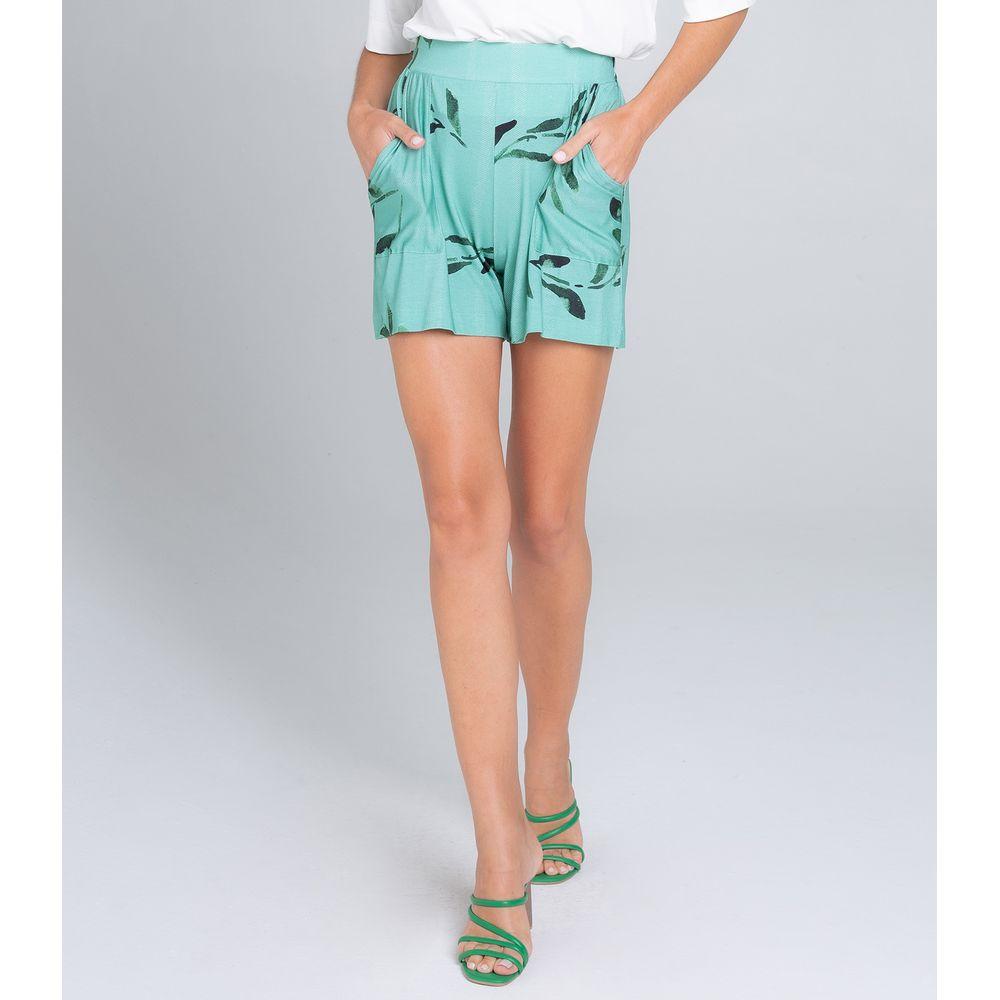 Shorts-Feminino-Viscose-Creponada-endless-Verde
