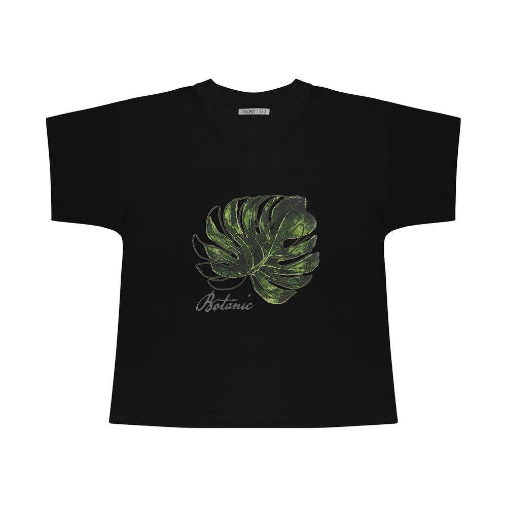 Blusa-Feminina-Plus-Size-Botanica-Secret-Glam-Preto