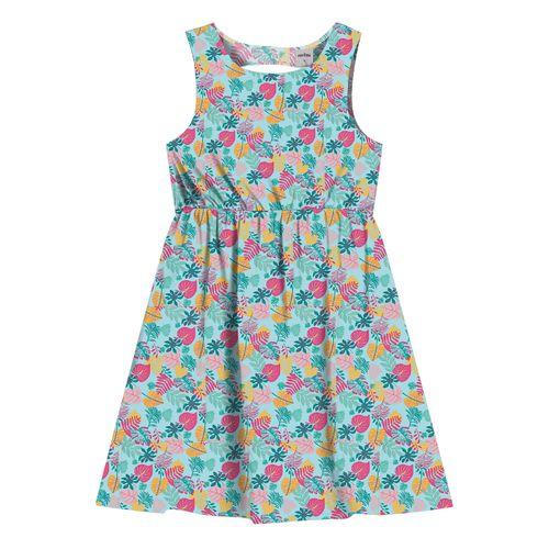 Vestido-Infantil-Folhagens-Rovitex-Kids-Azul