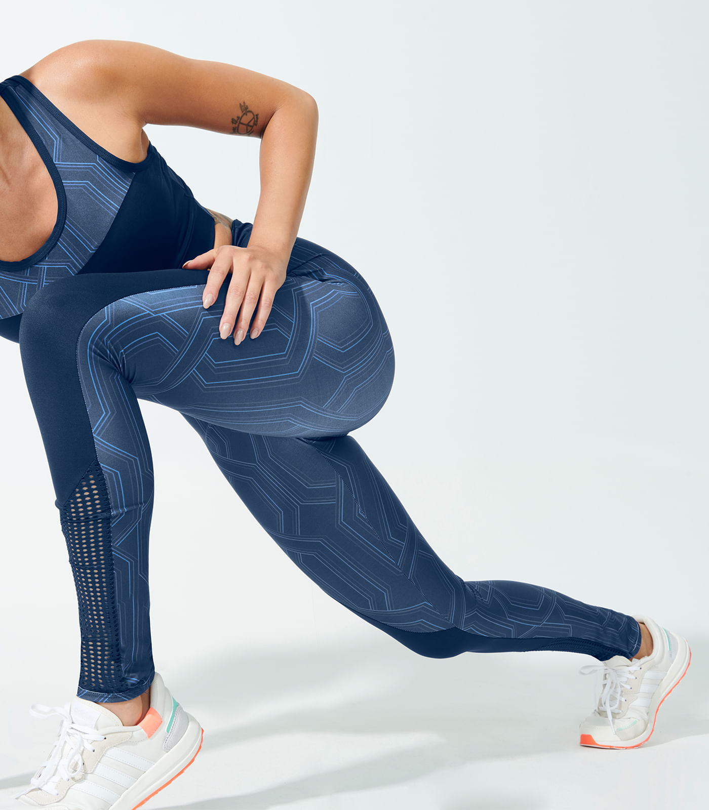 Legging-Feminina-Open-Endless-Azul
