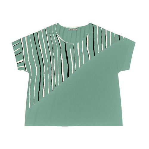 Blusa-Feminina-Plus-Size-Diagonal-Secret-Glam-Verde