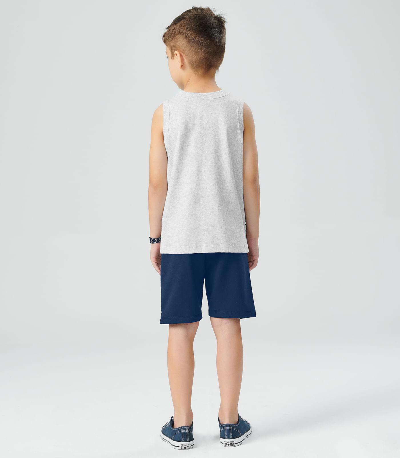 Conjunto-Masculino-Mergulhador-Rovitex-Kids-Cinza