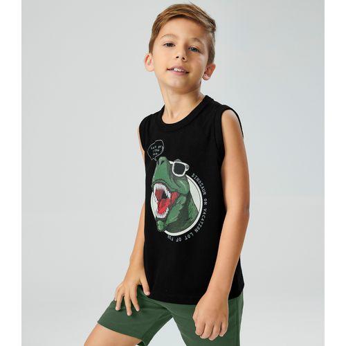 Conjunto-Masculino-Lets-Go-Dino-Rovitex-Kids-Preto