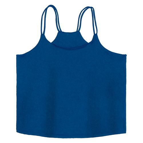 Blusa-Feminina-de-Alca-Dupla-Rovitex-Azul