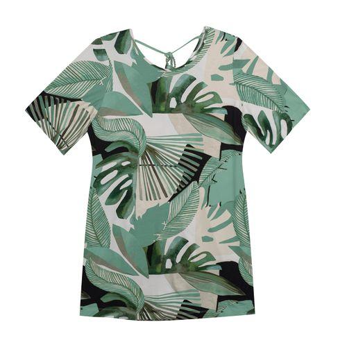 Vestido-Plus-Size-Estampado-Secret-Glam-Verde