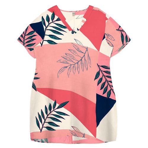 Vestido-Feminino-Geometrico-Rovitex-Plus-Rosa