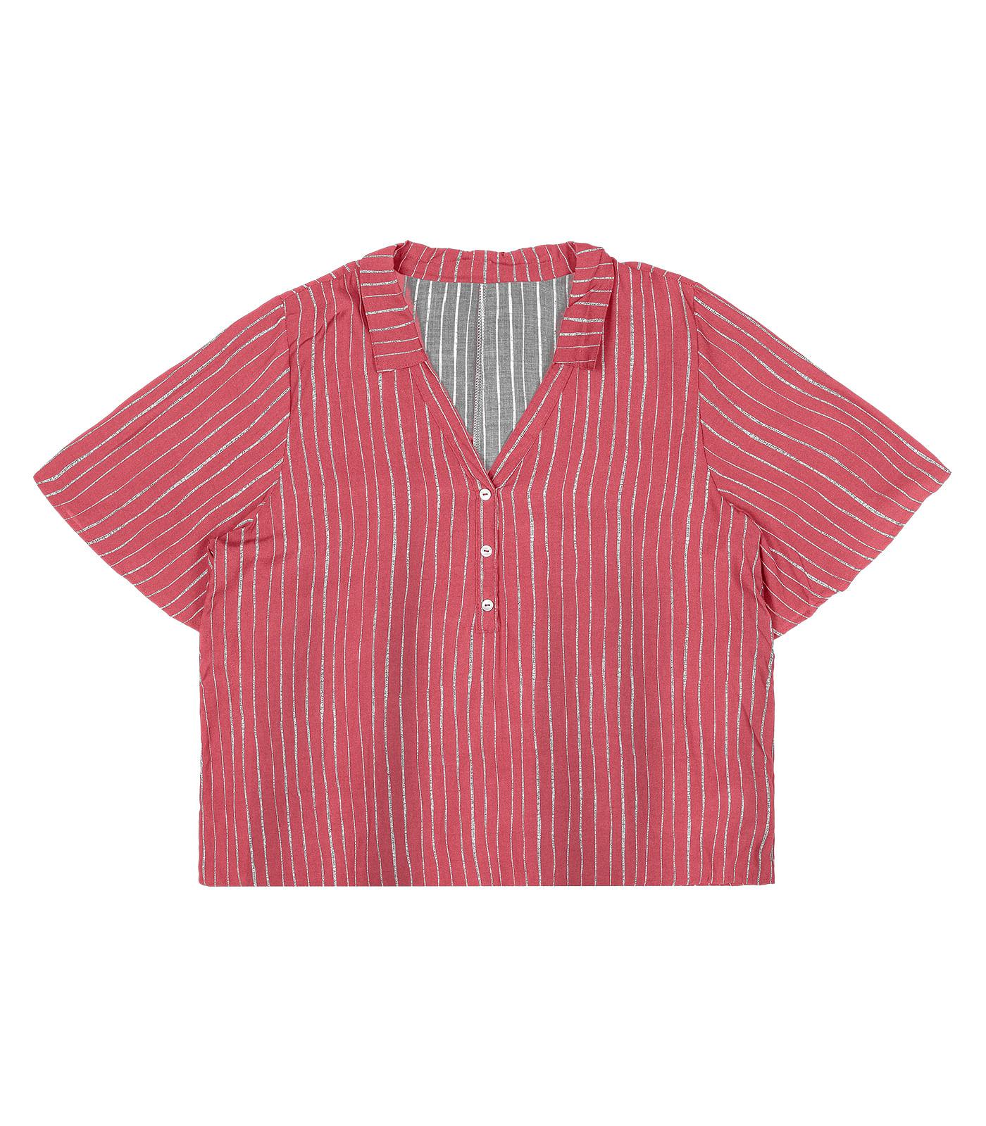 Camisa-Feminina-Plus-Size-Free-Rovitex-Plus-Rosa