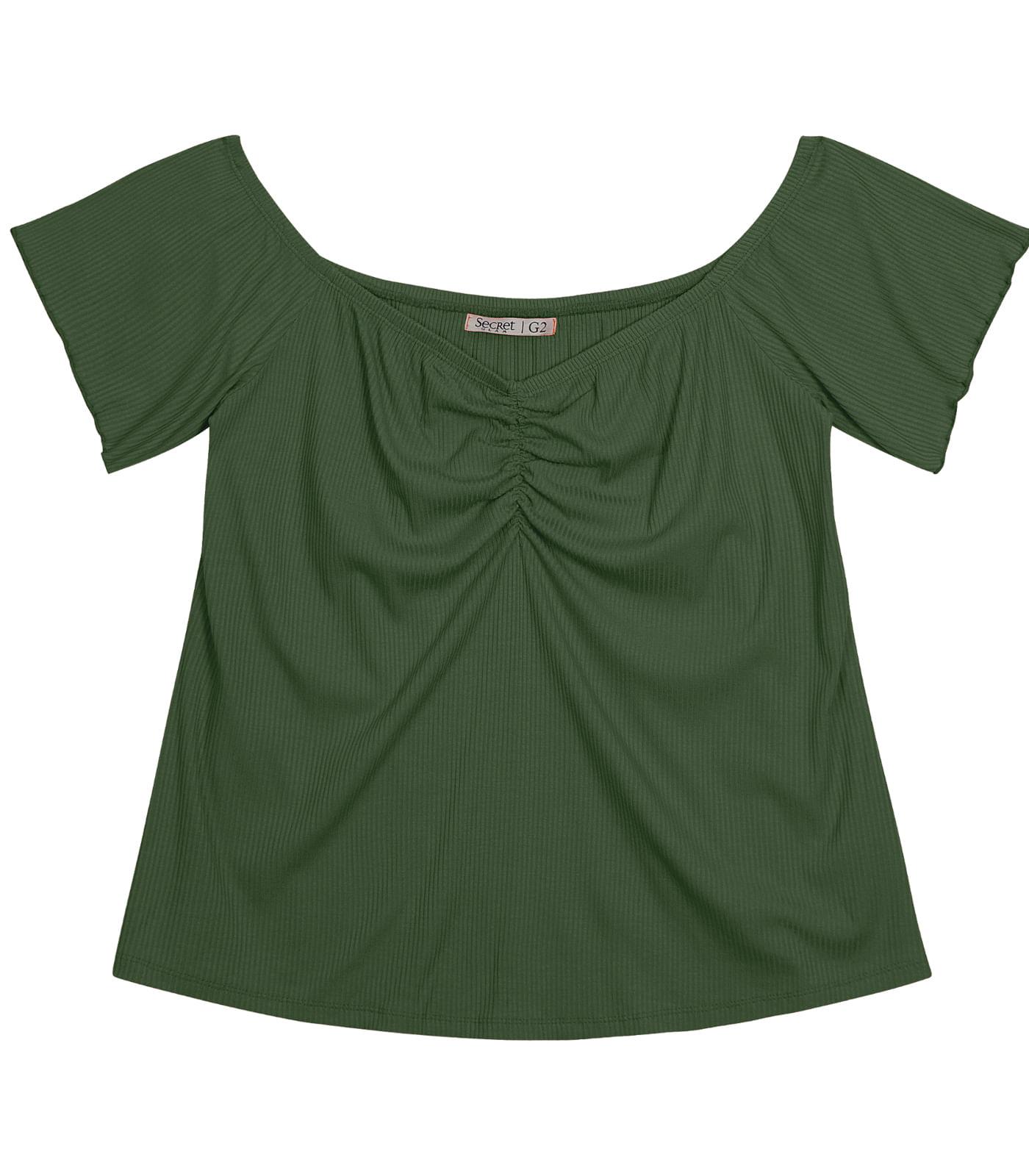Blusa-Feminina-Plus-Size-Ciganinha-Secret-Glam-Verde