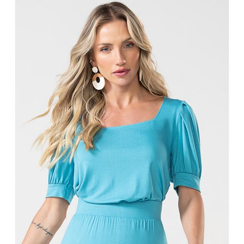 Blusa-Feminina-Decote-Quadrado-Endless-Azul