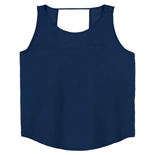 Regata-Feminina-Decote-Costas-Rovitex-Azul