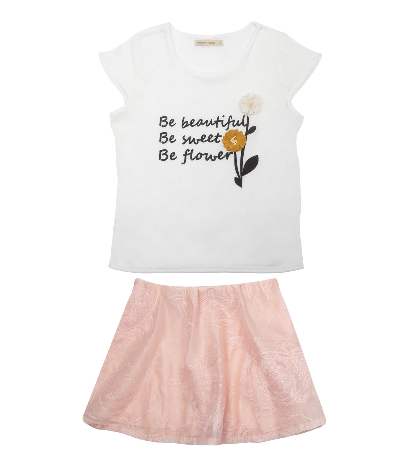 Conjunto-Infantil-Feminino-Be-Beautiful-Trick-Nick-Bege