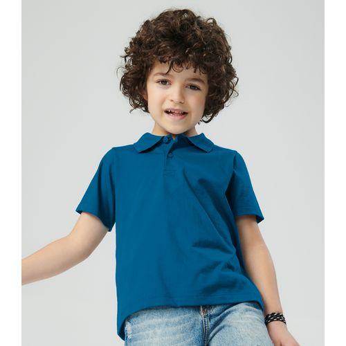 Camisa-Polo-Basica-Infantil-Masculina-Rovitex-Kids-Azul