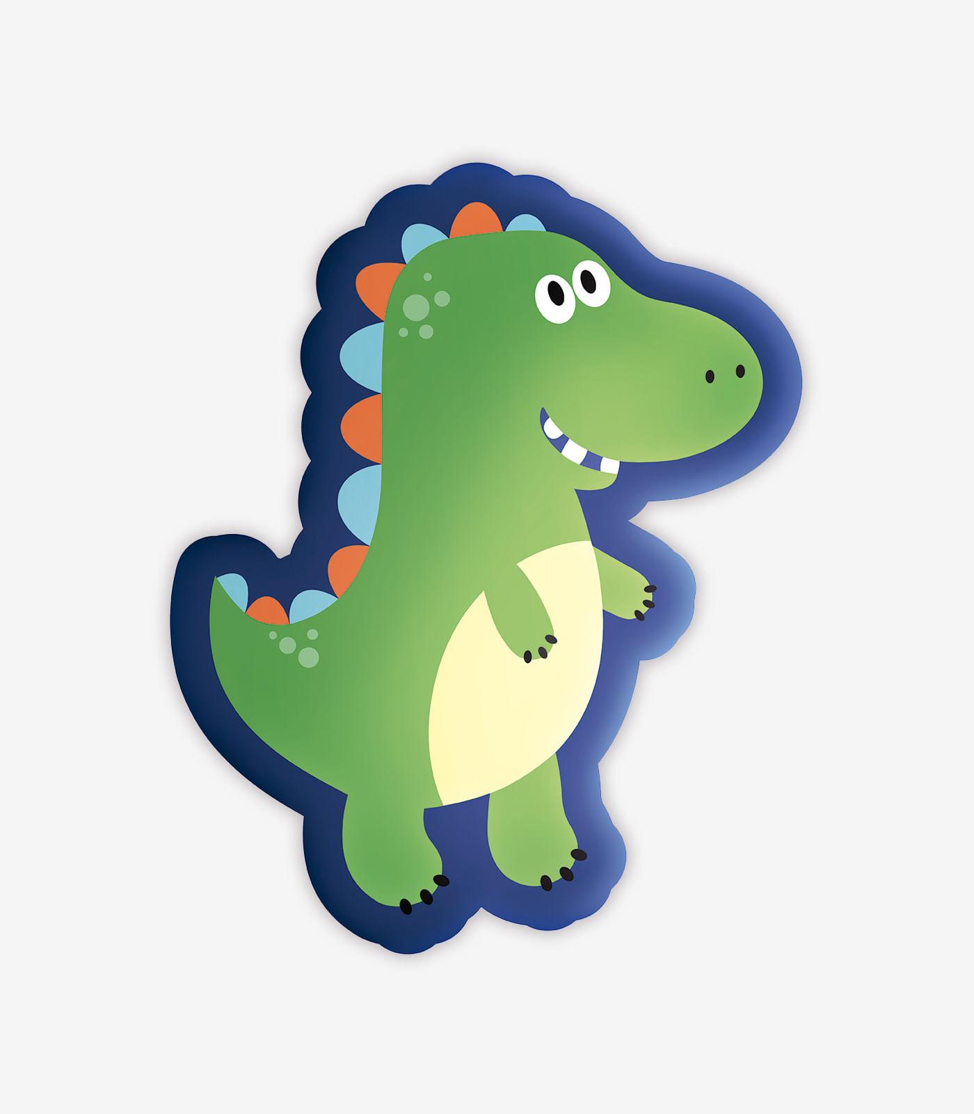 Almofada-Infantil-Dinossauro-Lepper-Verde